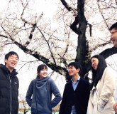 IFCA-Japan Alumni Team Cherry Blossom