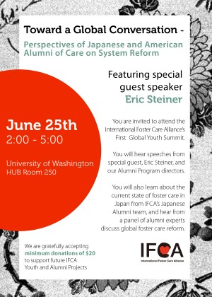 IFCA June Summit Flyer